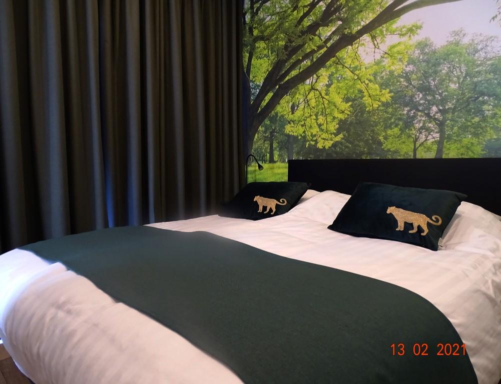 slaapkamer gordijnen dicht (Medium)
